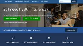 200,000-plus Americans sign up for insurance after Biden administration reopens HealthCare.gov