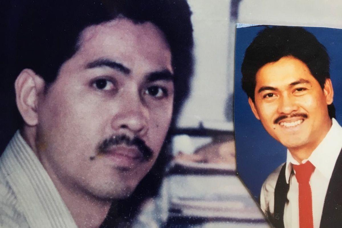Carlos Medina of Kodiak was bludgeoned to death in 1993. (Photo courtesy Medina family)
