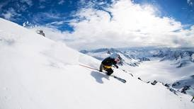 Big Chugach mountains leave world-class freestyle skier 'terrified'