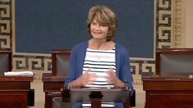 Murkowski pays tribute to McCain in Senate speech