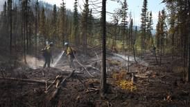 Evacuation alert level eased as wildfire continues near Chena Hot Springs in Interior Alaska