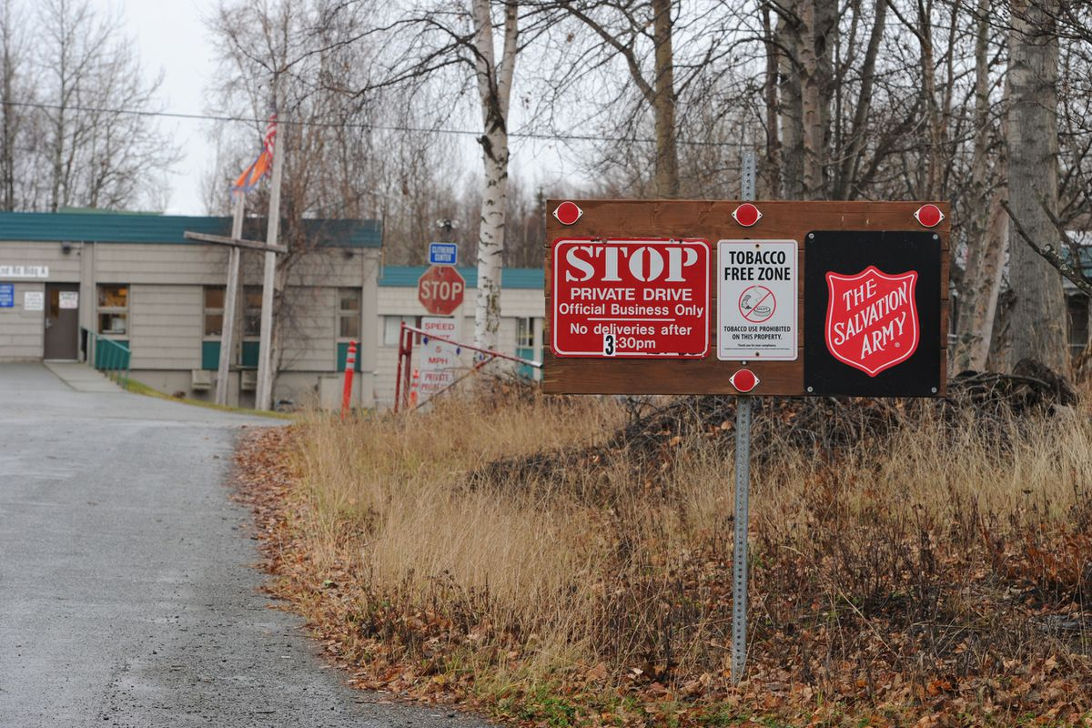 The Salvation Army Clitheroe Center was identified by city officials as a possible site for a new addiction treatment center to serve the state. If the Clitheroe site is picked, it would require extensive renovation and expansion. (Bill Roth / ADN)