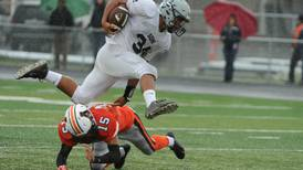 Make it 53 straight for mighty Soldotna after 20-7 victory over Oregon team