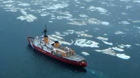 Coast Guard icebreaker to head north on rare wintertime Arctic mission