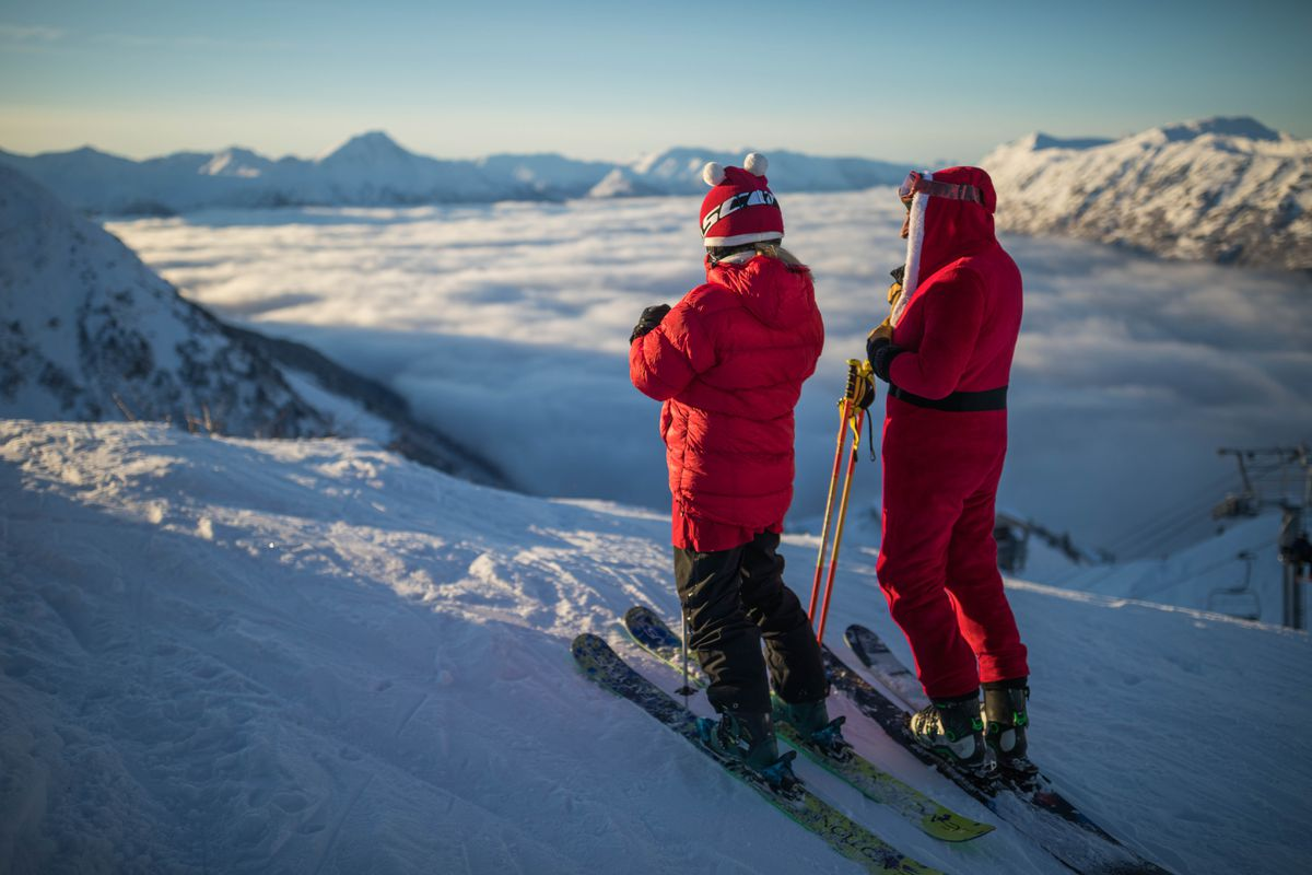 Alyeska opening challenging North Face
