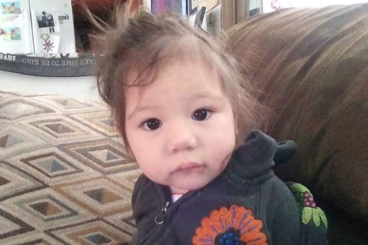 Thalia Severance, 2, was found dead along with her mother, 36-year-old Elva Salazar, in their Mountain View apartment on July 12, 2019. (Photo courtesy Nika Severance.)