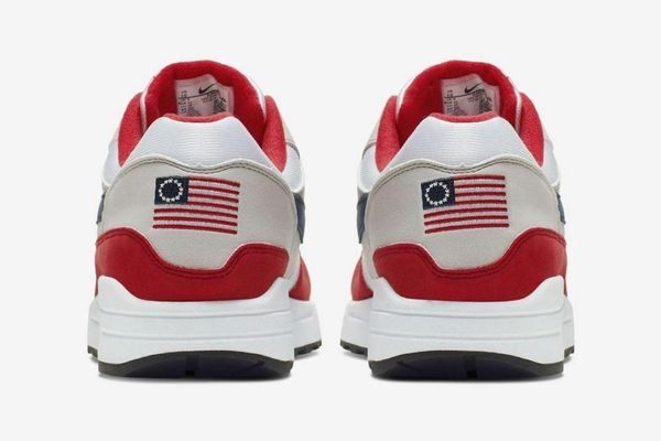 Nike pulled special-edition shoes with the 13-star Betsy Ross flag from stores after former NFL quarterback Colin Kaepernick said the shoes were offensive.