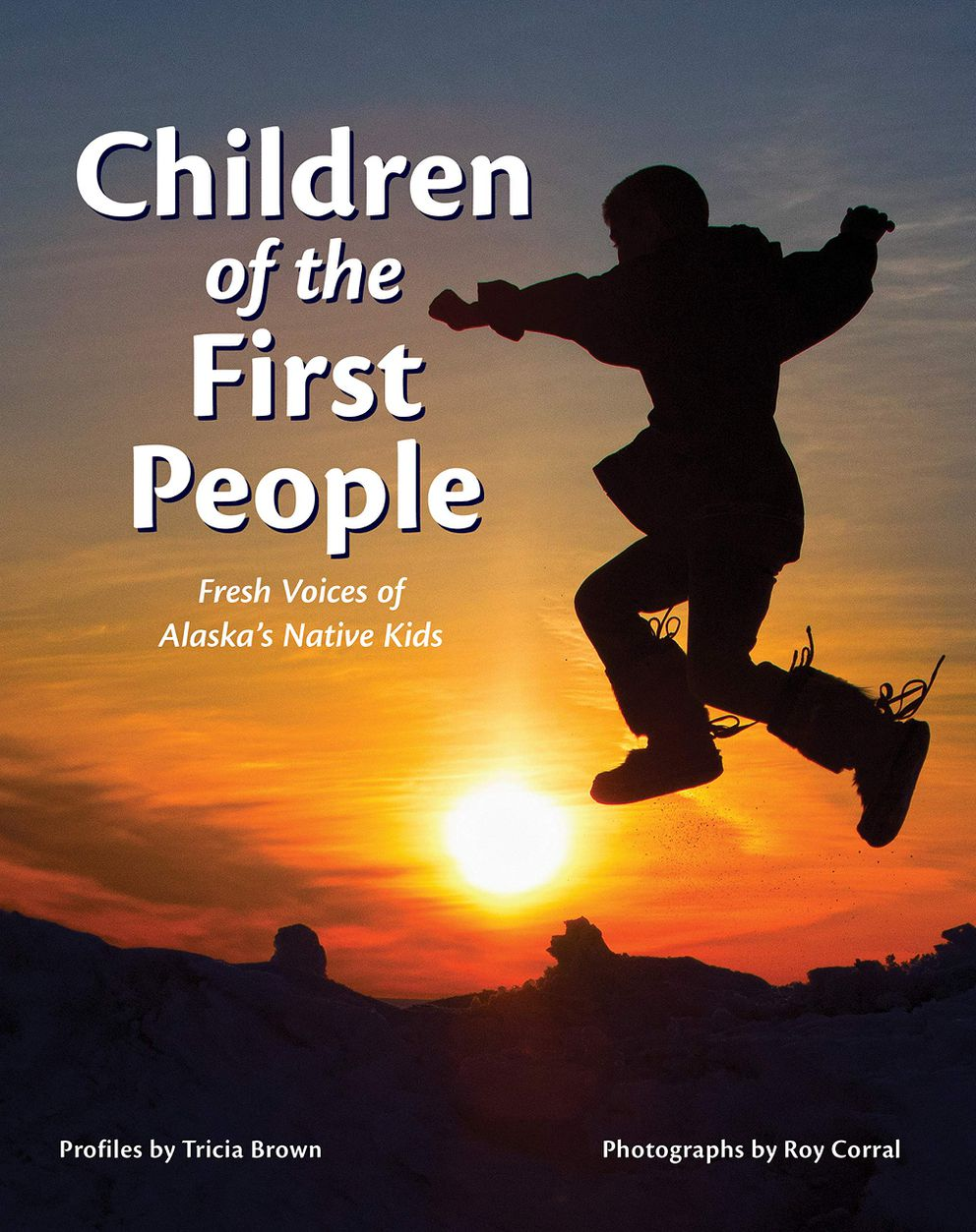"""Children of the First People"" by Tricia Brown, with photographs by Roy Corral"
