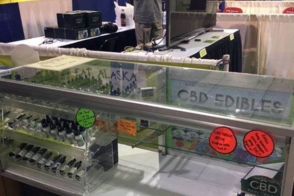Releaf Alaska, a medical cannibis operation, reported items stolen during the Alaska Fair. The booth was in Raven Hall. (Lori Brandt)