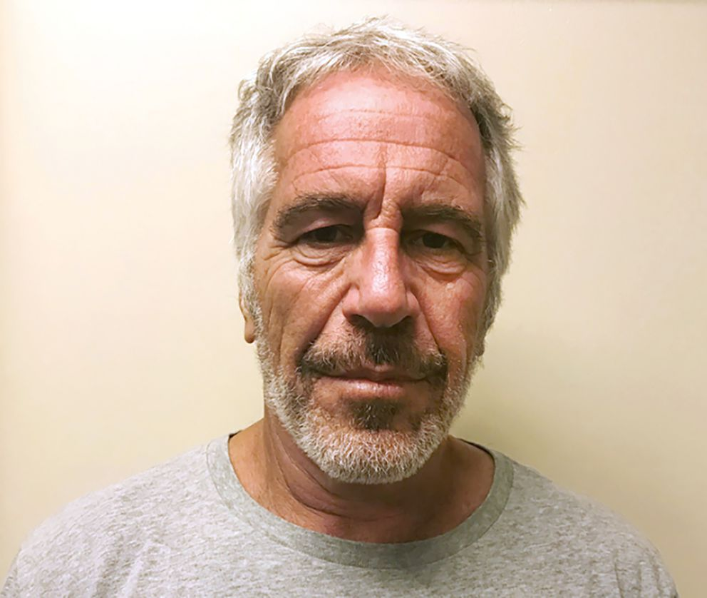 Jeffrey Epstein. (New York State Sex Offender Registry via AP)
