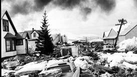 The big quake: New book explains how 1964 reshaped Alaska and the scientific world