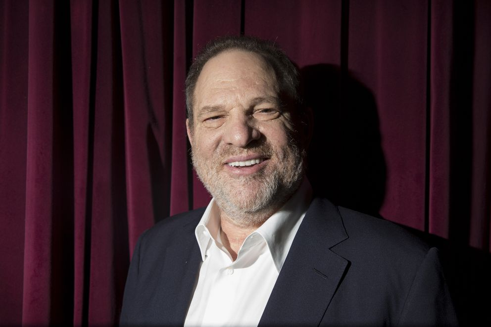 Harvey Weinstein, the Hollywood producer, in New York, March 26, 2015. (Benjamin Norman/The New York Times)