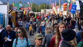Over-the-top, extra-indulgent food is back at the Alaska State Fair after a yearlong hiatus