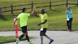 Photos: Alaska Relay sends runners 175 miles to Seward