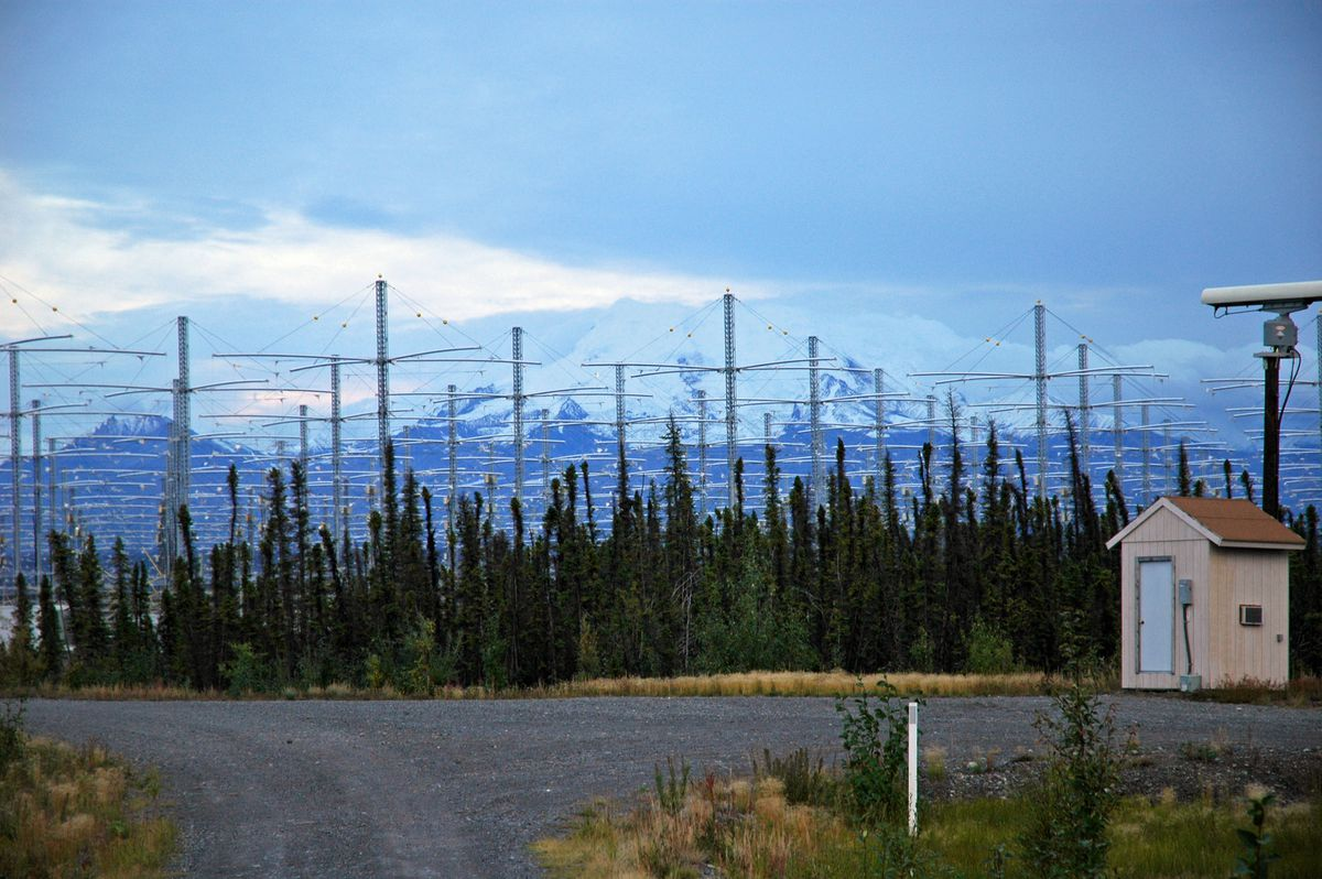 HAARP's new owner holds open house to prove facility 'is ...