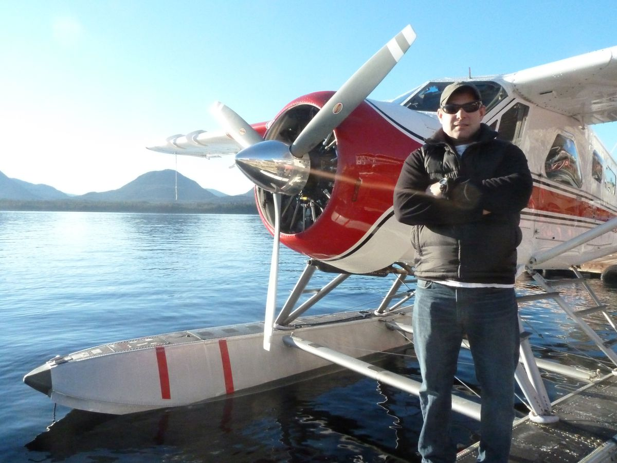 Randy Sullivan is a float plane pilot, based out of Ketchikan, Alaska. Three years ago, he bought his own De Havilland Beaver and now ferries tourists over southeast Alaska. The job is dangerous and the profit margins slim. (Los Angeles Times)