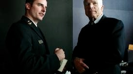 How a McCain came home from war to mourn his famous father
