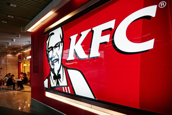 A Jacksonville, Fla., KFC worker committed restaurant health violations, then was arrested after hitting a customer with chicken, police say. (Dreamstime/TNS)