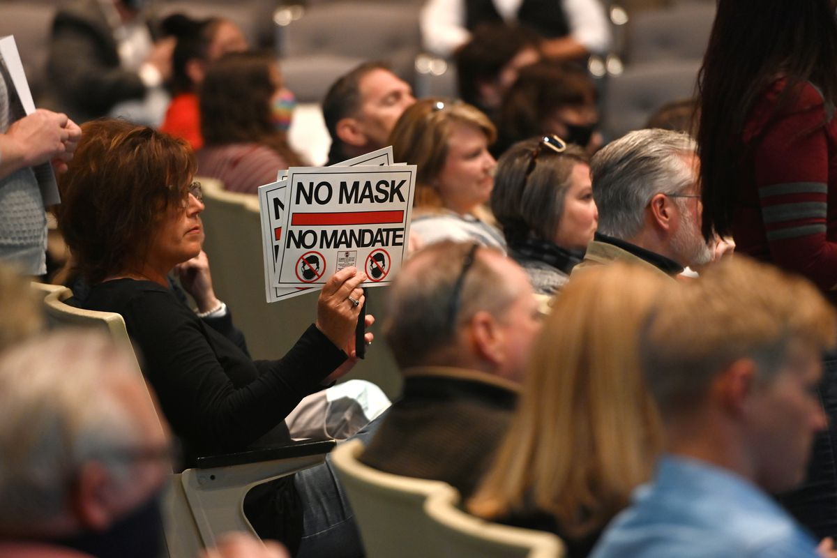 Theres no question: Anti-maskers are dead wrong