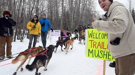 Our favorite photos from the 2020 Iditarod ceremonial start through Anchorage