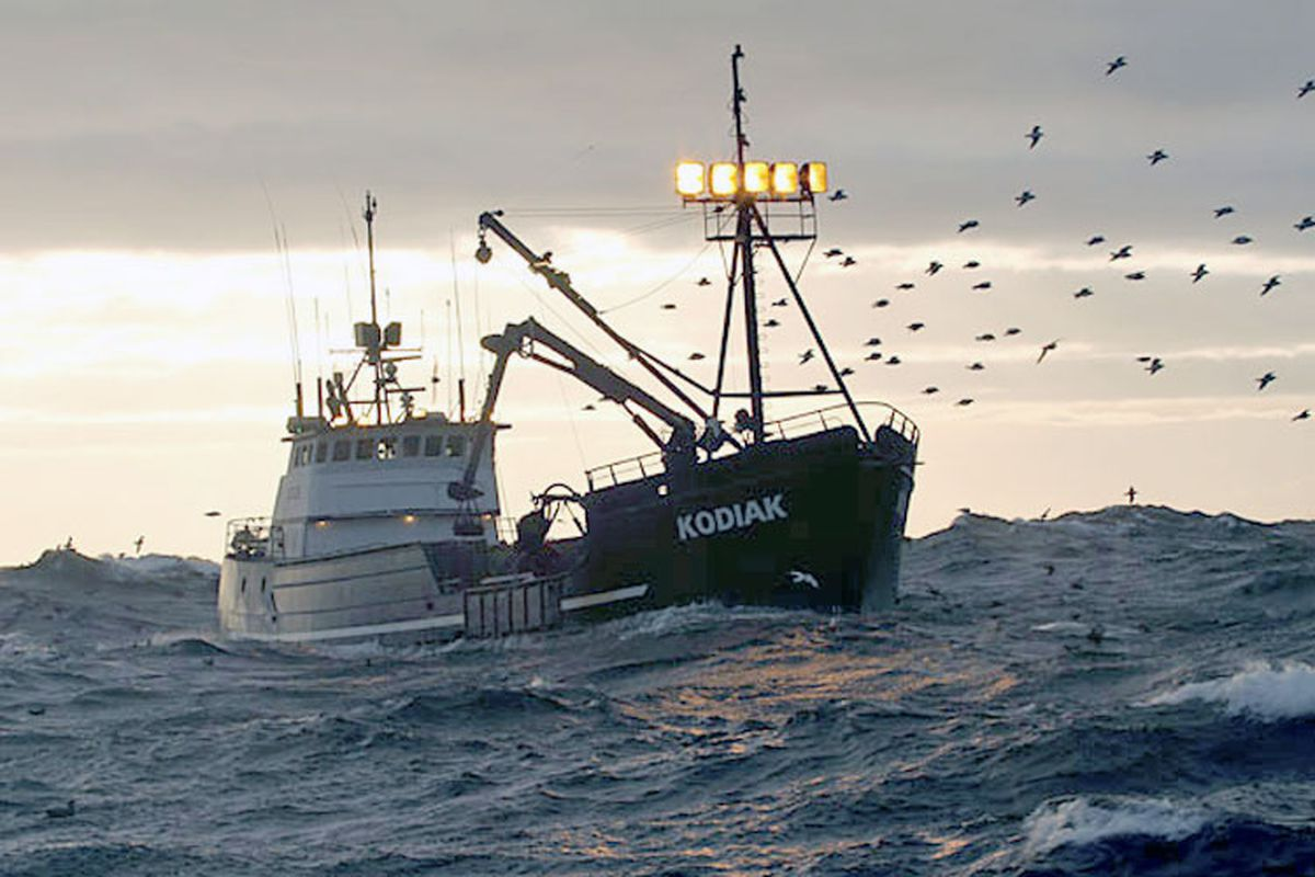 with deadliest catch cameras onboard crabbers head to bristol bay
