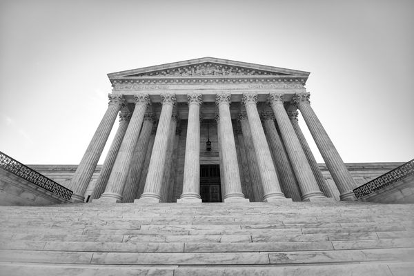 The U.S. Supreme Court building in Washington, D.C. (iSetock / Getty Images)