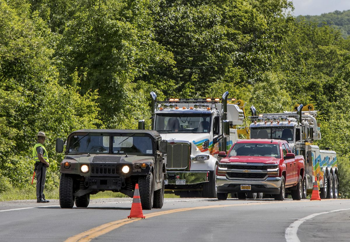 West Point cadet killed, 22 injured in training accident