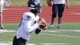 Redington quarterback Wayde Bowman hopes to catch the attention of college coaches, and his last game could do the trick