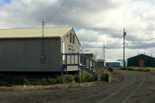 Stebbins (Alaska Department of Community and Regional Affairs)