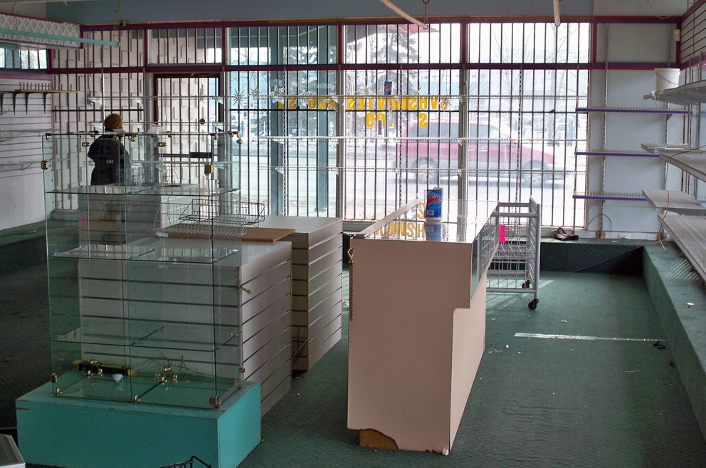 Anchorage Community Land Trust purchased the building of the former Alaska Super Pawn shop in 2011, renovating into new health clinic. (Anchorage Community Land Trust)
