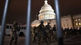 Up to 15,000 National Guard members could be deployed in D.C. during inauguration