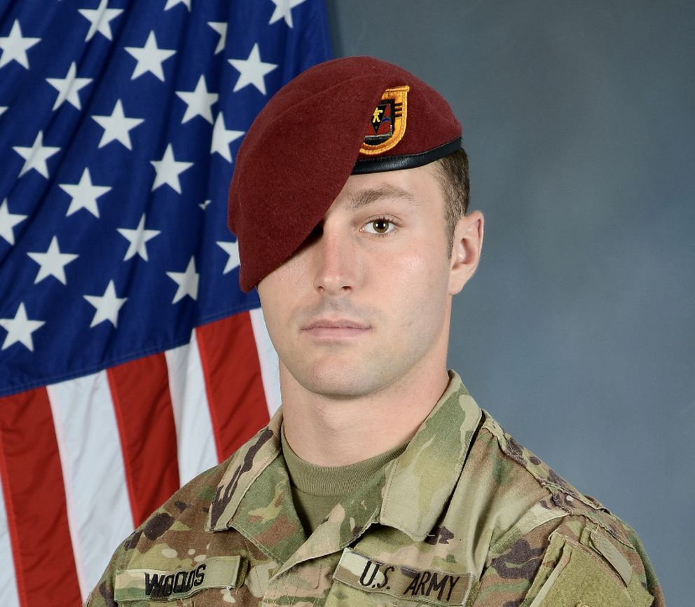 U.S. Army Sgt. Timothy Woods, 26, died from injuries he sustained in a motorcycle crash on the Glenn Highway in Palmer on Aug. 17, 2019. Woods was stationed at Joint Base Elemndorf-Richardson. (Photo by U.S. Army)