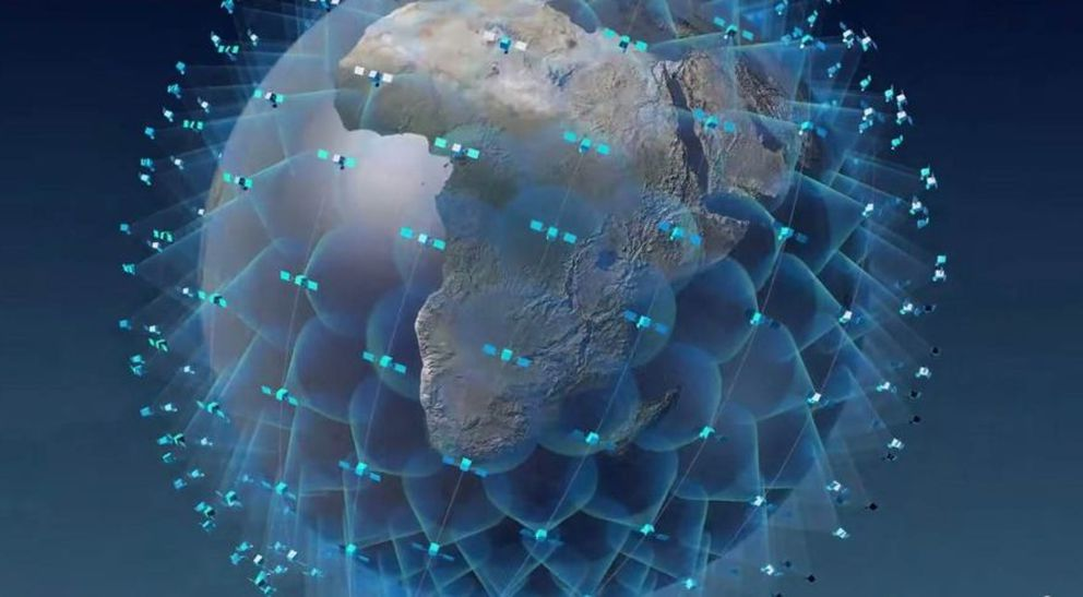 The OneWeb constellation (OneWeb)