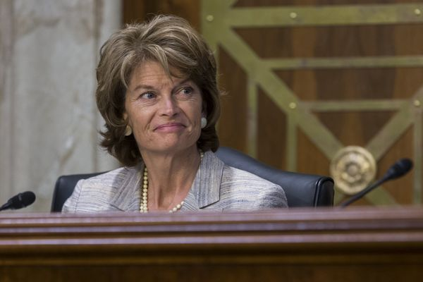 Sen. Lisa Murkowski (R-Alaska) chairs a meeting of the Senate Appropriations Subcommittee on the Interior, Environment and Related Agencies, on Capitol Hill in Washington, April 20, 2016. The Energy Policy Modernization Act, a bipartisan bill co-authored by Murkowksi, passed the Senate in an 85-12 vote on Wednesday, and now heads to reconciliation with a similar House bill. (Zach Gibson/The New York Times)