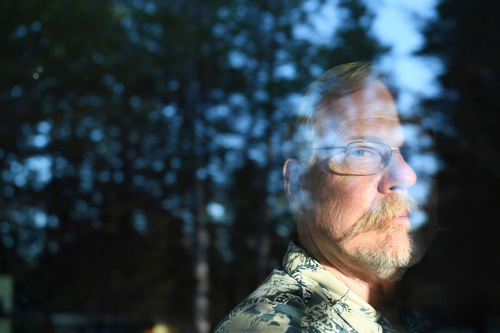 Don Bradway, shown at his home in Hayden, Idaho, moved from California five years ago to join the American Redoubt, among the most motivated of a broader survivalist movement that advocates preparedness and self-reliance. (Matt McClain, The Washington Post)