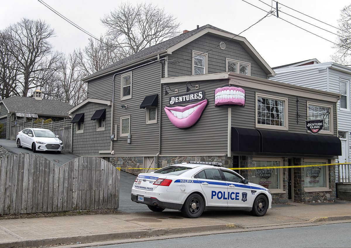 Death toll in worst-ever Canadian mass shooting climbs to 22 ...