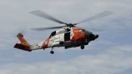 2 people rescued after their plane crashed southeast of Ketchikan, Coast Guard says
