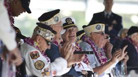 Aging survivors return to Pearl Harbor to recall 1941 attack