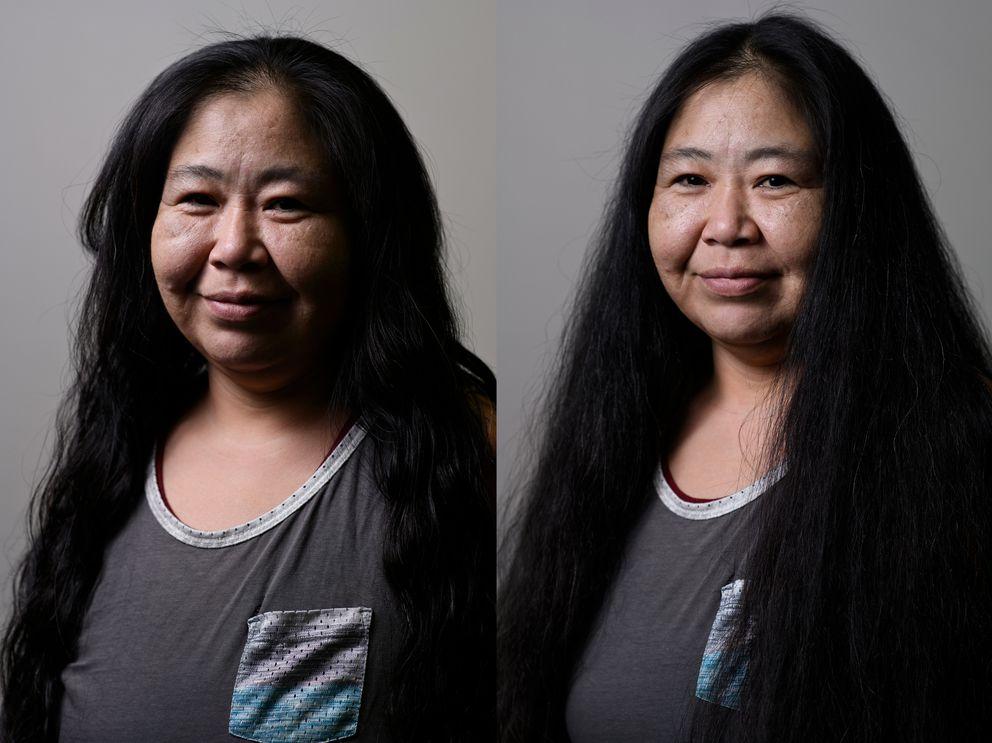 Cheryl Esai. (Marc Lester / Anchorage Daily News)