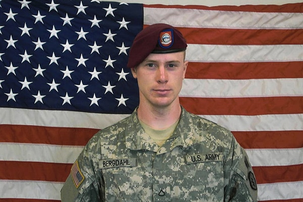 Pfc. Bowe Bergdahl (later sergeant) in an undated U.S. Army photo.