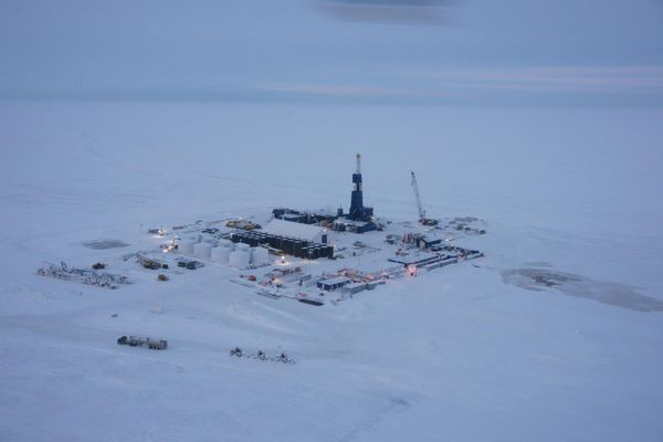 OPINION: Bill Walker should think twice before attacking dedicated public servants who worked selflessly to bring resolution to one of the state's biggest oil and gas disputes. Pictured: Point Thomson, which sits to the east of the better known and more successful Prudhoe Bay field.