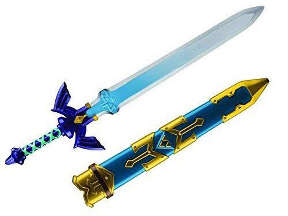 """""""Legend of Zelda"""" master sword"""