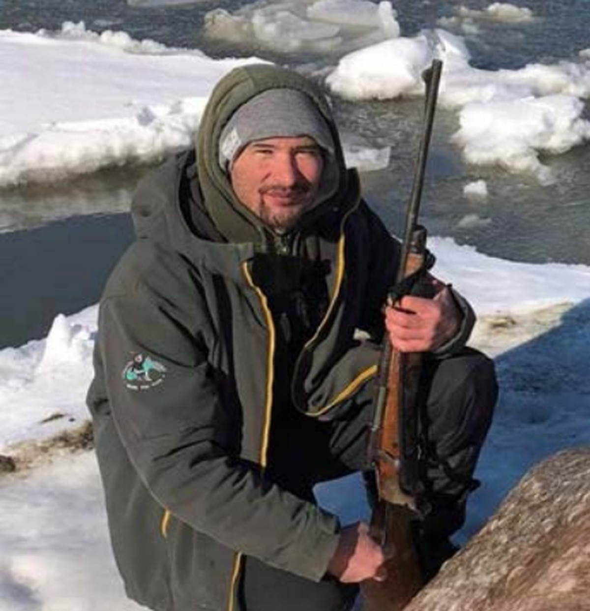 Timothy Beebe, 48, left the Western Alaska village of Eek for a 30-mile trip to Quinhagak around 7 p.m. Saturday but never arrived, National Guard officials said. (Photo courtesy Alaska National Guard)