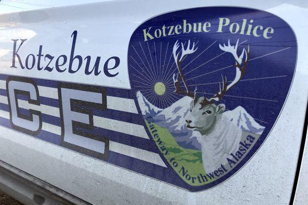 Kotzebue Police on Tuesday, Sept. 18, 2018. (Bill Roth / ADN)