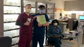 Caring for Alaska's sickest COVID-19 patients, these nurses share teamwork and tears