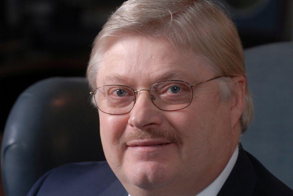 Bob Gillam in 2007. (Courtesy Bob Gillam)