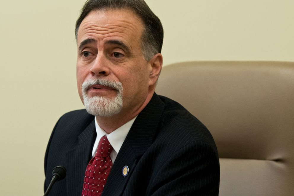 Soldotna Republican Peter Micciche. (Marc Lester / Alaska Dispatch News)