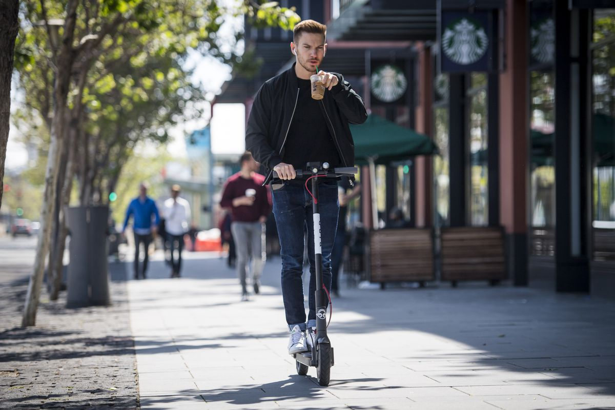 Fatal e-scooter accident emerges just as California