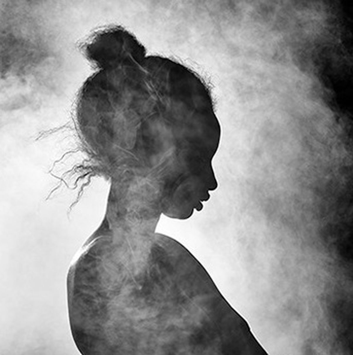 """Smoke and Shadows,"" by Greg Hensel"