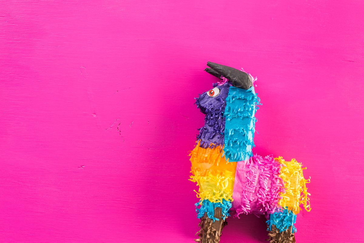 Carolina Vidal, of the Pinata Shop, will lead a family friendly pinata-making workshop at the Anchorage Museum Saturday and Sunday. (Getty images)